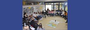 Drei Kontinente zu Gast an der Hornbergschule – Straßenfußball: Eine Idee, die verbindet