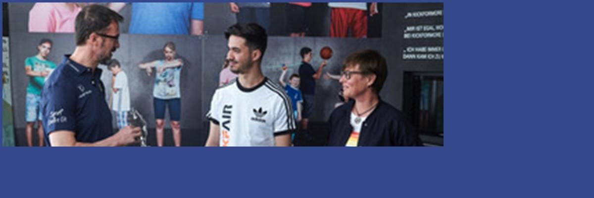 Was KICKFORMORE und der FC Bayern München gemeinsam haben